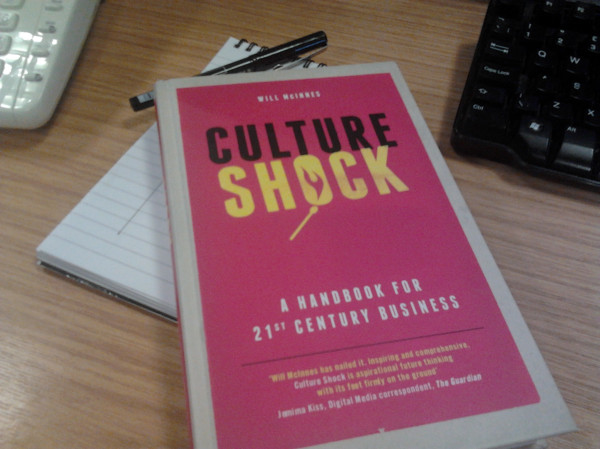 culture shock book will mcinnes